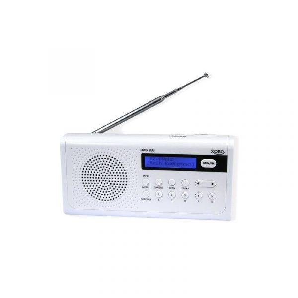 zemeljski sprejemnik dab+100 radio